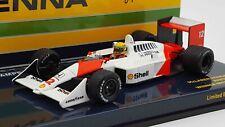 Minichamps 547884412 143 1988 Mclaren MP4/4 Ayrton Senna Winner British GP Model