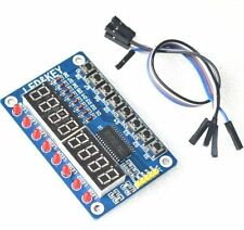 Mini Development Board 7 Segment Switch LED ARDUINO AVR PIC UK