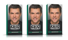 Just FOR MEN UOMO SHAMPOO in permanente colore tinta per capelli H45 Marrone Scuro Nero