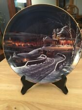 Terry Redlin Family Traditions Collector Plate Brand New