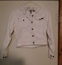 Very Nice Official Harley Davidson Women's Jacket XS White