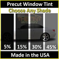 Fits 2010-2019 Ram 2500 3500 Crew Cab (Rear Car) Precut Window Tint Kit Film