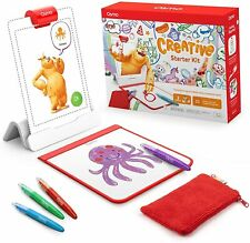 Osmo STEM 901-00014 Creative Starter Kit (New Version) for iPad-Ages 5-10