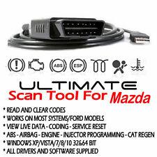 For Mazda Diesel Injector Programming Diagnostic Tool OBD OBD2