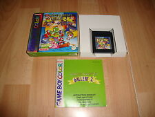 GAME & WATCH GALLERY 2 G&W PARA LA NINTENDO GAME BOY COLOR USADO COMPLETO