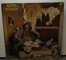 RARE EARTH WILLIE REMEMBERS (VG) R-543L LP VINYL RECORD