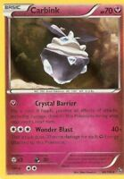 NEAR MINT! CARBINK 68/106 Holo Rare Pokemon Card