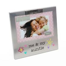 Personalised Me and My Auntie Photo Frame FA519AUN-P