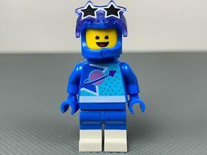 Stardust Benny 70848  Minifig LEGO Movie Minifigure Blue Space Astronaut