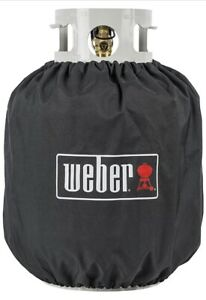 Weber 7137 Tank Cover  Protects UV Inhibitor High Quality Black