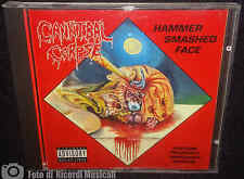 CANNIBAL CORPSE - HAMMER SMASHED FACE (CDMZORRO 57) CD **NEAR MINT** COME NUOVO