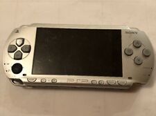 SILVER Sony PlayStation PSP 1000 System Only TESTED WORKS Import
