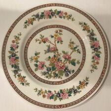 Flower Of Tibet Bone China Coalport 10 5/8 in Dinner Plate, Made In England