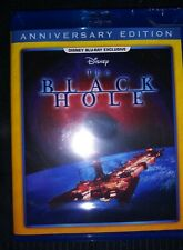 The Black Hole (1979) Anniversary Edition Disney Exclusive Blu-Ray New SEALED