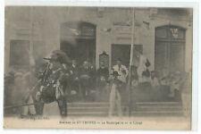 83 SAINT TROPEZ , LA BRAVADE , LA MUNICIPALITE ET LE CLERGE