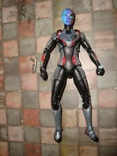 MARVEL LEGENDS AVENGERS ENDGAME QUANTUM REALM SUIT NEBULA LOOSE EXCLUSIVE