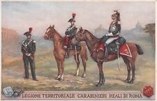 A8291) ROMA, LEGIONE TERRITORIALE CARABINIERI REALI, CORAZZIERE A CAVALLO.