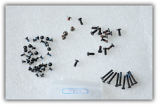 "Lenovo ThinkPad T510 15.6"" Genuine Screw Set Case Assembly Screws for Repair USA"