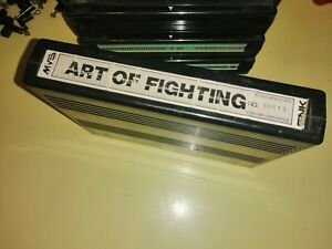 Neogeo Mvs ART OF FIGHTING / ORIGINAL Working 100% Arcade Snk Pcb Jamma Game