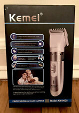 Kemei Professional Electric Chargeable Hair Clippers Model: KM-9020