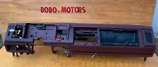 💎88-94 Chevy Gmc Trucks Dashboard Dash Core Frame Mount w/ Defect Maroon Red