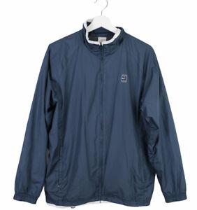 Vintage Nike Court Navy Jacket   Small
