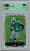2014 Topps Football #394 Jarvis Landry, Miami Dolphins RC Rookie Card PGI 10