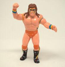 WWF LJN Ultimate Warrior Grand Toys Black Card Series 6 Titan Sports Vintage WWE