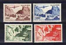 ALGERIE Poste Aérienne n° 9/12 neuf avec charnière