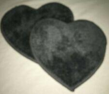 prowin 2 x Sweetheart grau, je 14 cm x 14 cm, neu