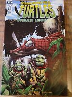 Teenage Mutant Ninja Turtles: Urban Legends #12 FN/VF 2019 IDW Comic Cover A