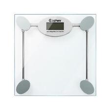 180kg/396lb Digital Personal Bathroom Body Glass Weight Heath Fitness LCD Scale