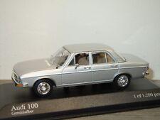 Audi 100 Saloon 1969-75 - Minichamps 1:43 in Box *34332