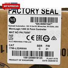 2020 Us New Sealed Allen Bradley 1766 L32awaa C Micrologix 1400 Controller