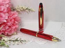 3 in 1 Lexi Lighted Tip Red Stylus LED Flashlight Pen by Adler  - HIGH QUALITY