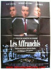 LES AFFRANCHIS Affiche Cinéma 160x120 Movie Poster MARTIN SCORSESE