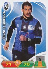 FRANCO BRIENZA # ITALIA ATALANTA CARD PANINI ADRENALYN CALCIATORI 2013