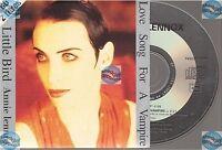 ANNIE LENNOX LITTLE BIRD france french CD SINGLE card sleeve EURYTHMICS dracula