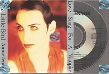 ANNIE LENNOX LITTLE BIRD france french CD SINGLE card sleeve EURYTHMICS dracula
