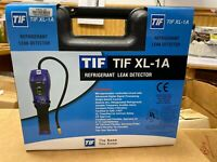 TIF, Part #TIF XL-1A,  Refrigerant Leak Detector