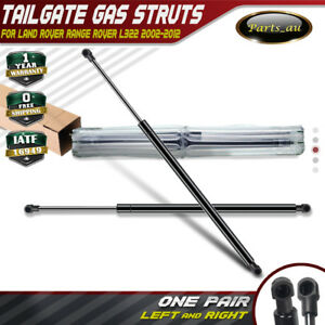 Set of 2 Tailgate Gas Struts for Land Rover Range Rover L322 2003-2012 BHE760020