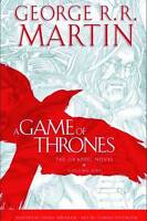 Game of Thrones Graphic Novels Volumes 1-4 HC George R.R. Martin Dynamite