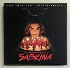CHILLING ADVENTURES OF SABRINA Netflix 2019 Emmy FYC DVD Kiernan Shipka NEW!