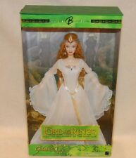 Barbie Lord of the Rings Galadriel Doll New in Box