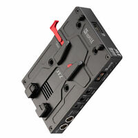 JTZ DP30 C5 CCUPS LE V Mount Power Supply Plate BLF19 Couple F Panasonic GH5 GH4
