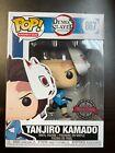 Funko Pop Demon Slayer Tanjiro Kamado 867 Special Edition 867 IN Hand