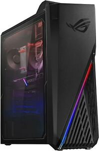 ROG Strix GA15DK Gaming Desktop PC, AMD Ryzen 7 5800X, GeForce RTX 3070, 16GB