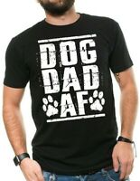 Dog Dad AF Funny Dog Lover T shirt Dog Dad Gift Funny Fathers Day Gift