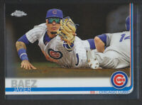 Topps - Chrome 2019 - # 48 Javier Baez - Chicago Cubs