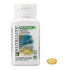 Nutrilite Fish Oil Capsule Provides Omega-3 Fatty Acids (90 Capsules) By Amway